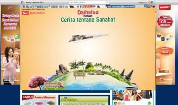 Situs warta era digital itu telah menjadi situs iklan