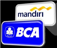 Transfer uang dari BCA ke BANK MANDIRI