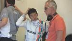 Inilah alasan mengapa Rio Haryanto tidak melanjutkan balapan  setelah Red Flag #AusGP